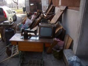 Почистване на мазата и тавани в София