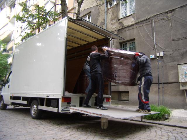 Фиксирани цени за преместване в София
