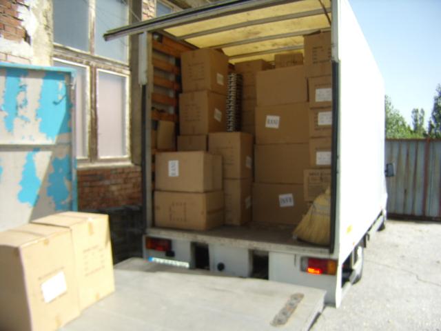 Товарен транспорт България-Гъеция