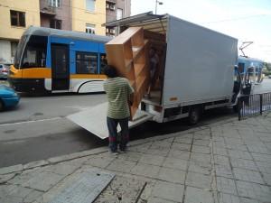 Промоции за преместване на имущество в София през месец септември