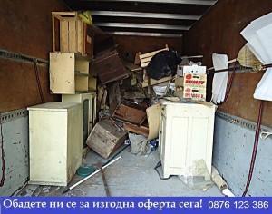 Почистване на Мазета и Тавани в София от Хамали Престо