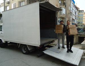 Транспортни услуги и доставки за София и страната.