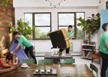 Защо да ползваме професионални хамали при преместване в ново жилище