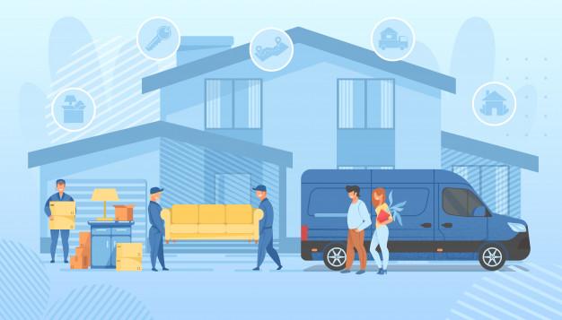 Хамалски и транспортни услуги за преместване на дома