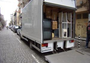 Преместване на дома и офиса в София и страната